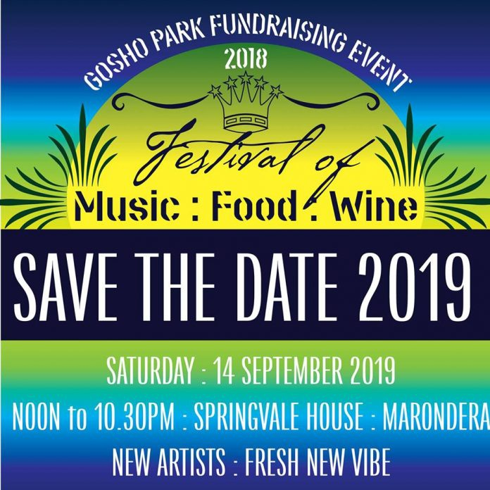 Gosho Park Festival of Music, Food, Wine