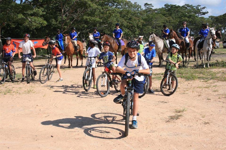 Gosho Park Mountain Bike Ride