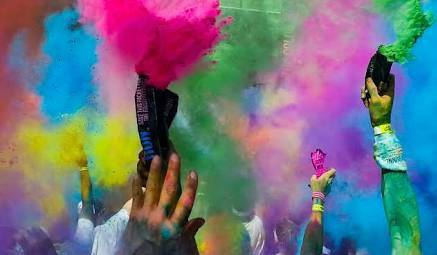 Harare Colour Run 5k & Electric Night