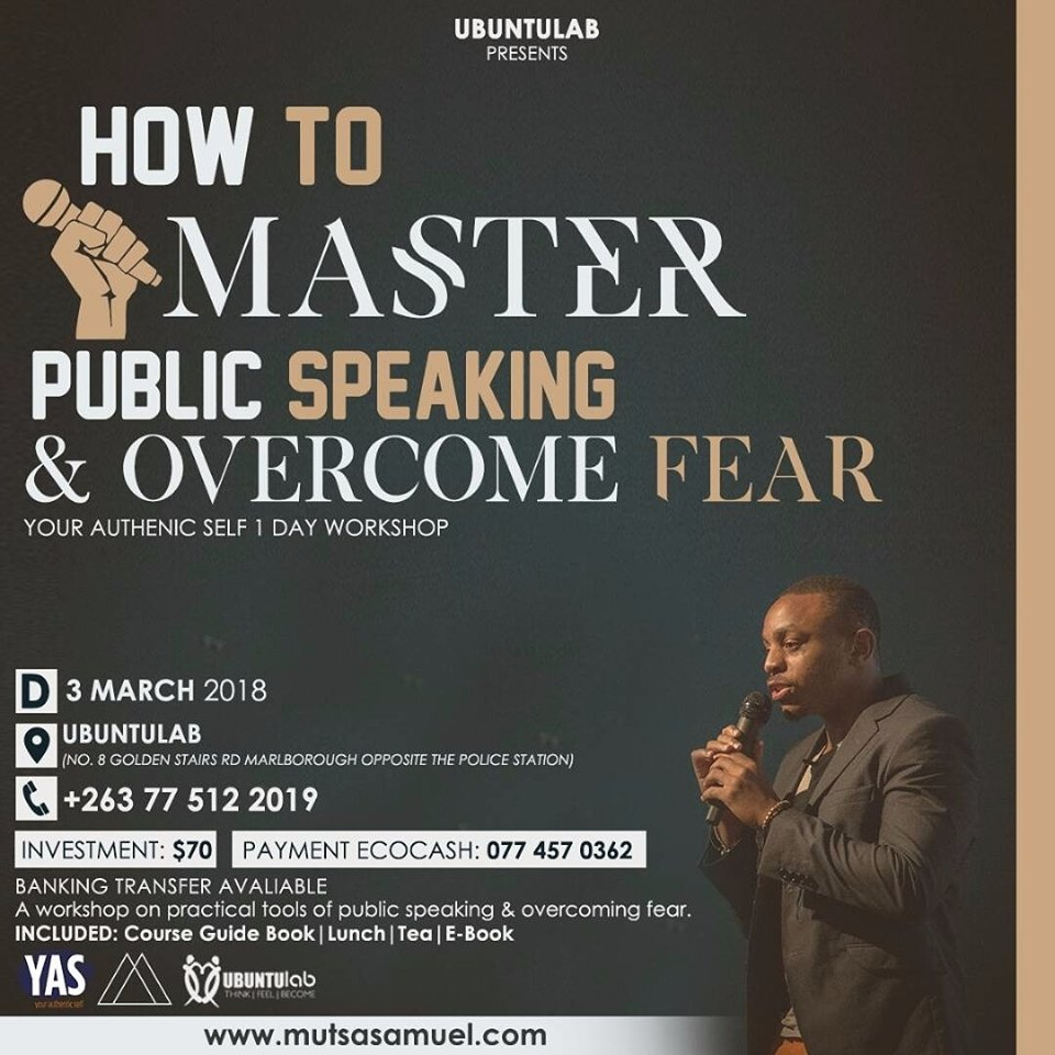 How To Master Public Speaking And Overcome Fear