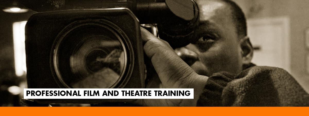 i'Themba Academy: scriptwriting workshop.