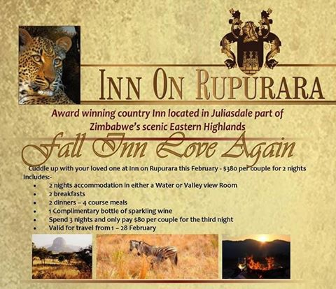 Inn on Rupurara Fall INN Love Again