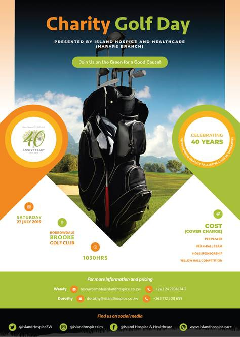 Island Hospice And Healthcare Charity Golf Tournament