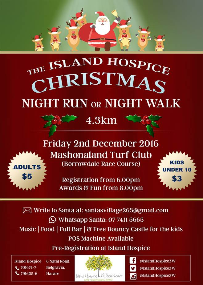 Island Hospice Christmas Night Run/Walk