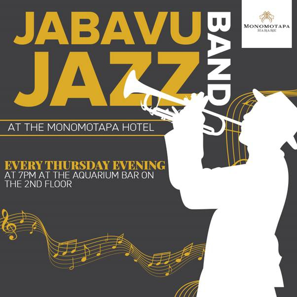 Jabavu Jazz Band Live at The Monomotapa Hotel