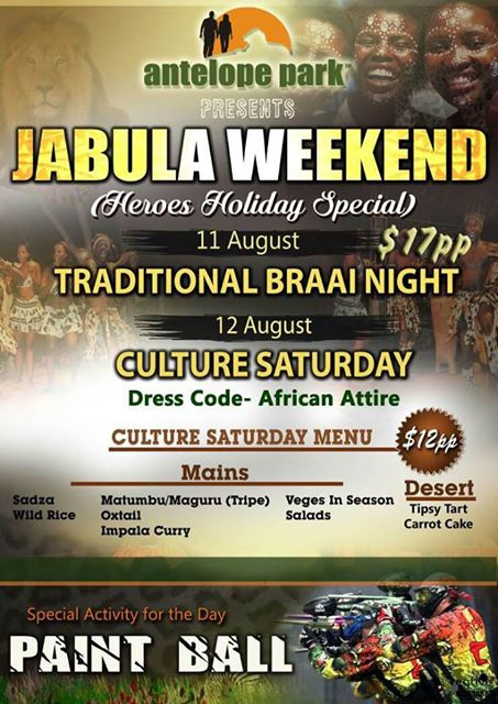 Jabula Weekend Heroes Holiday Special