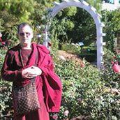 Jampa Dorje talks.