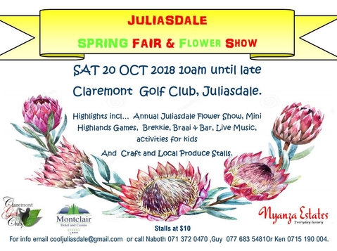 Juliasdale Spring Fair 2018