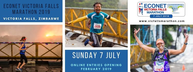 Kariba and Victoria Falls Marathons