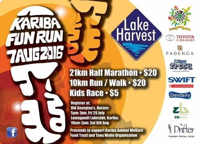 Kariba Half Marathon