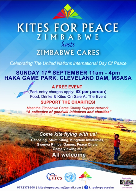 Kites for Peace Zimbabwe 2017