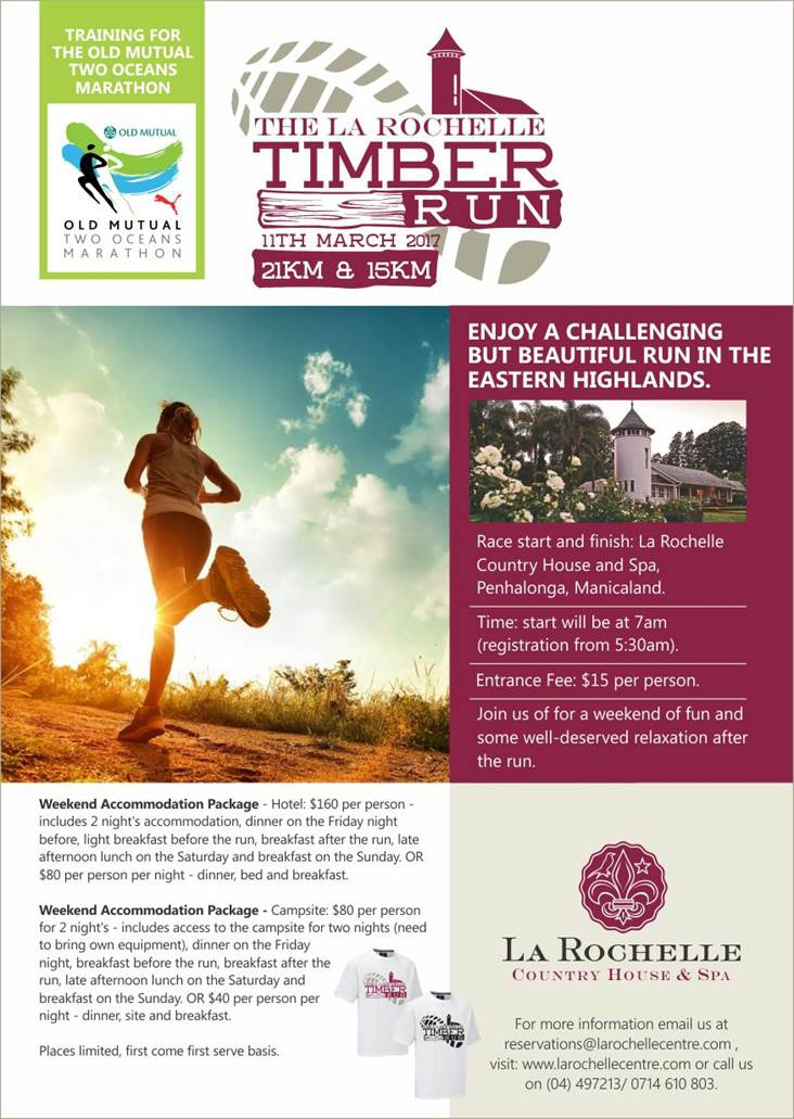 La Rochelle Timber Run