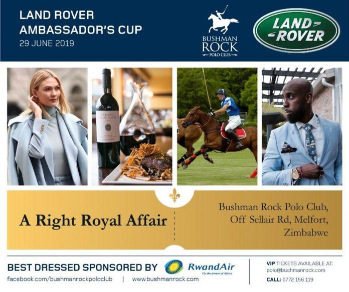 Land Rover Ambassadors Cup 2019
