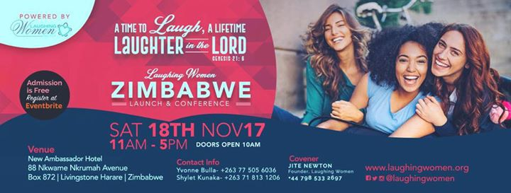 Laughing Women Launch and Conference Harare