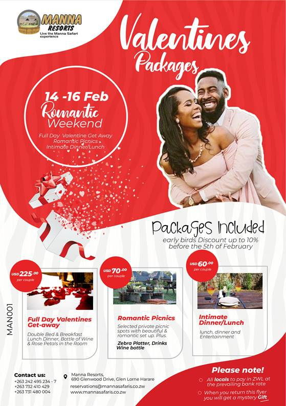 Let's Celebrate Love at Manna Resorts