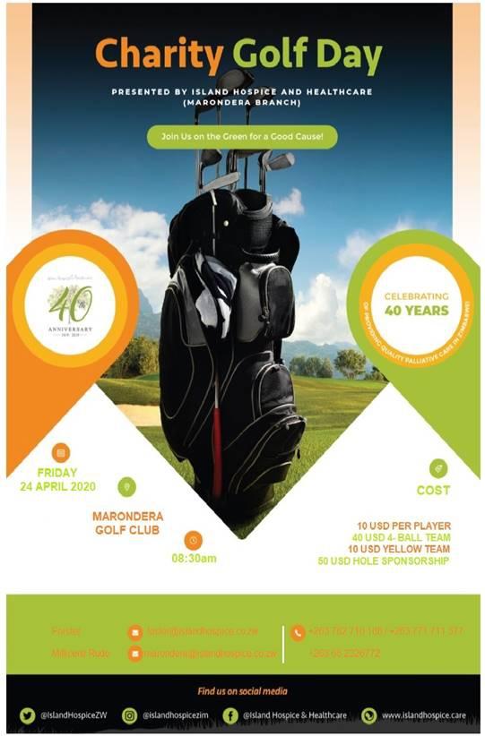 Marondera Golf Day