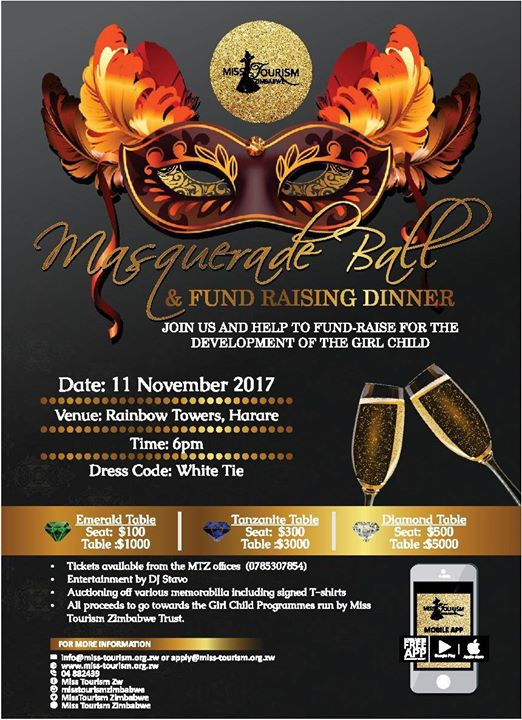 Masquerade Ball & Fundraising Dinner