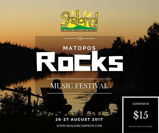 Matopos Rock Music Festival