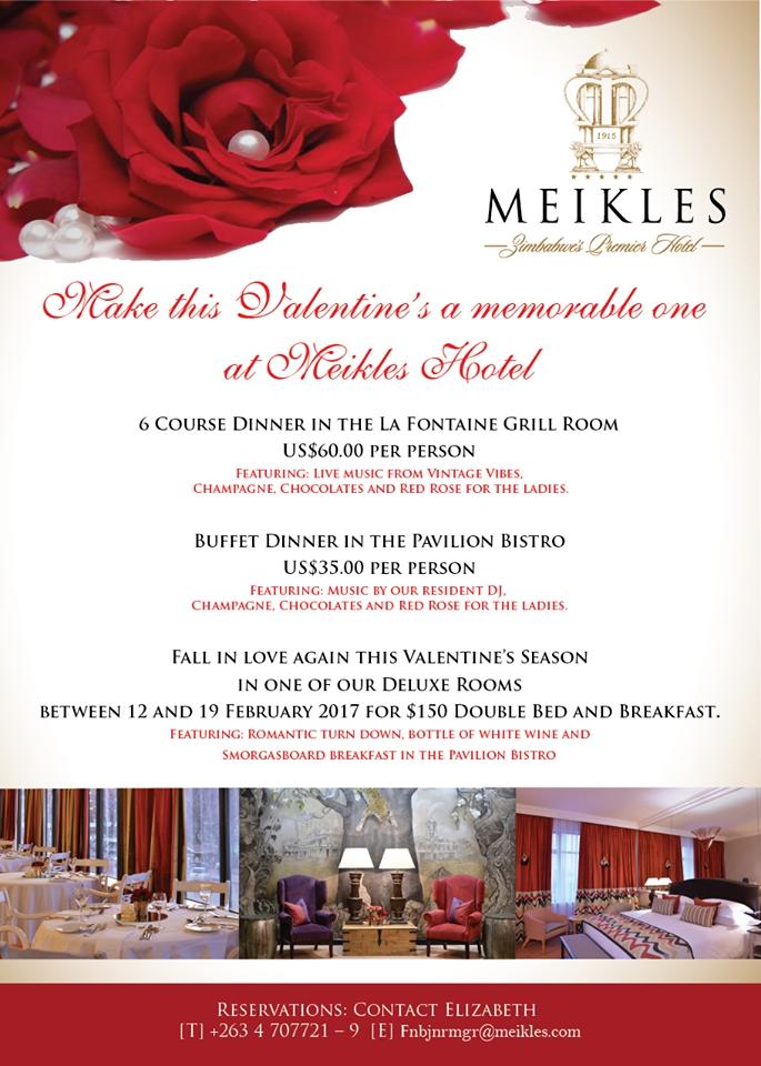 Meikles Valentine's