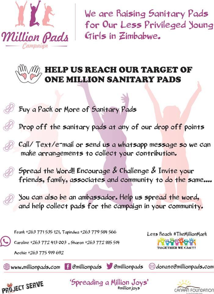 Million Pads Campaign
