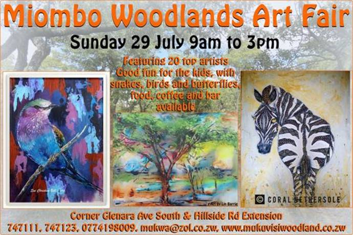 Miombo Woodlands Art Fair
