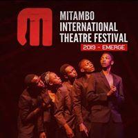 Mitambo International Theatre Festival 2019.