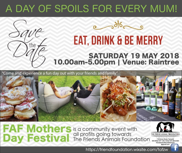 FAF Mothers Day Festival at Raintree