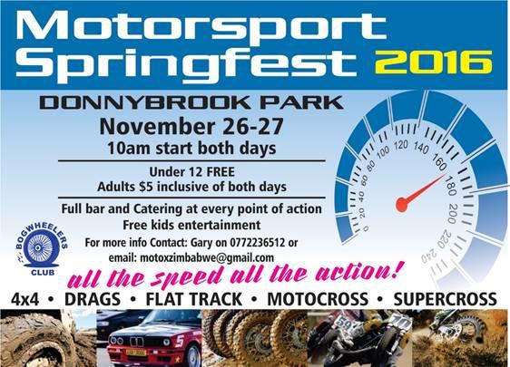 Motorsport Springfest