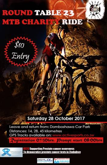 Mountain Biking this Saturday