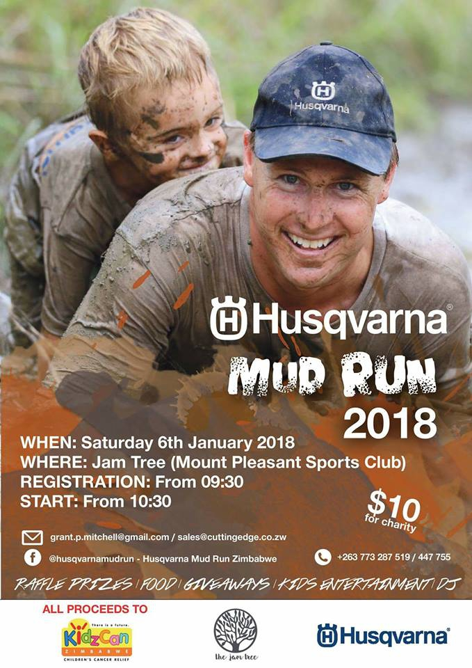 Mud Run 2018