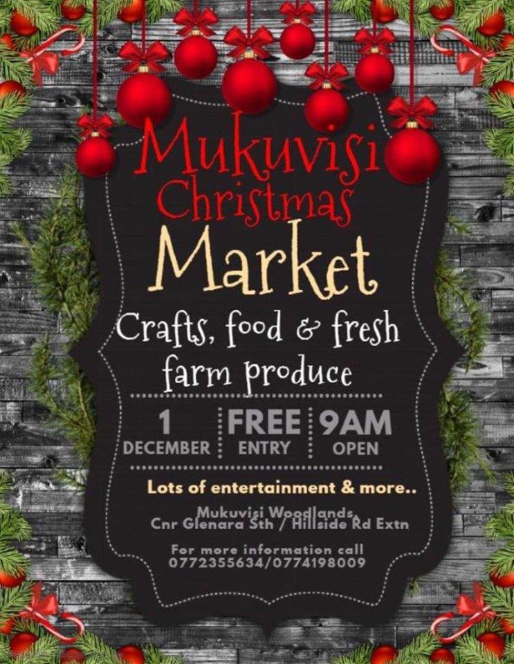 Mukuvisi Christmas Market