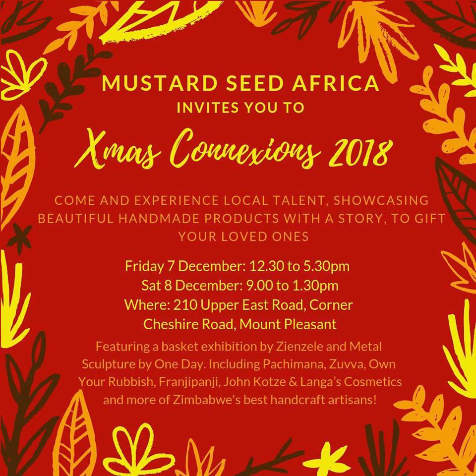 Mustard Seed Christmas Connexions 2018