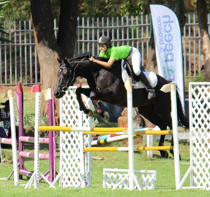 National Show Jumping Championships 2018