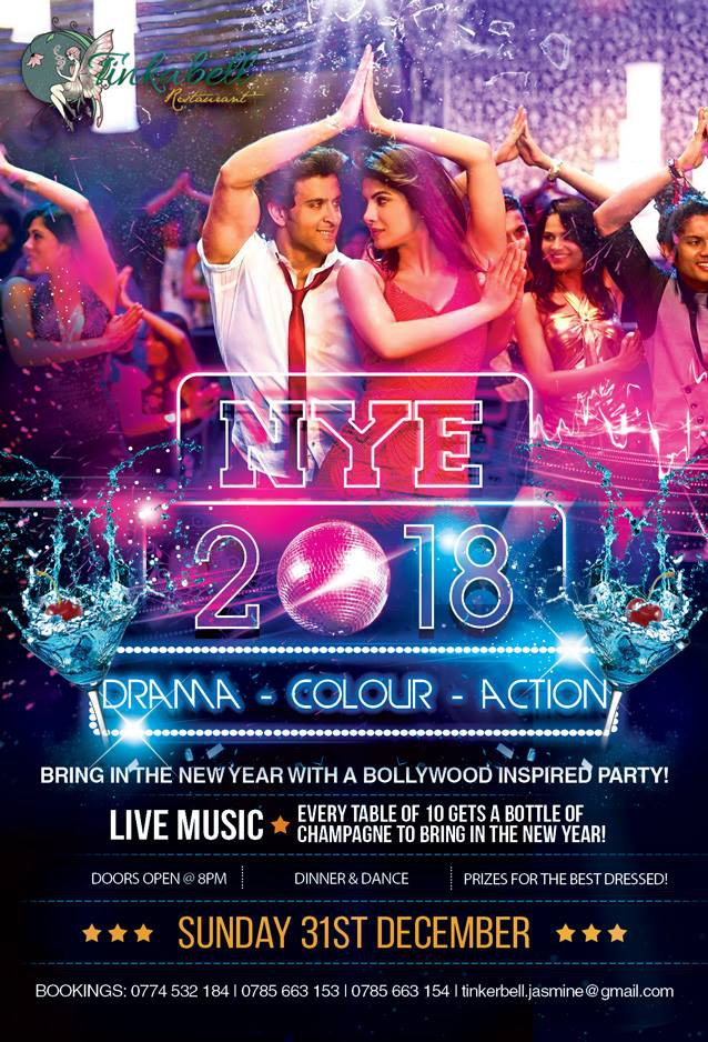 New Year's Eve 2018 At Tinkabell