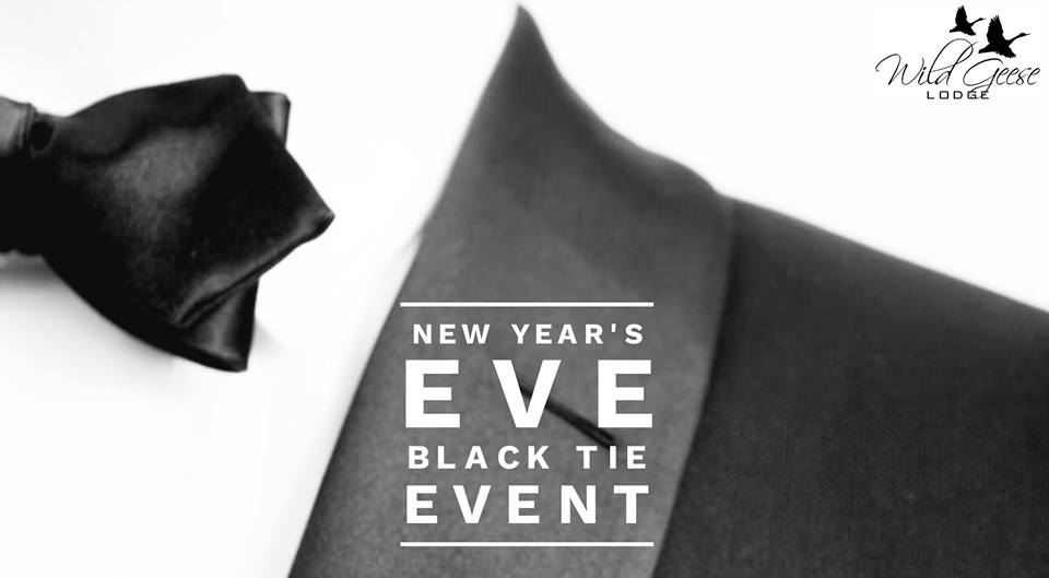 New Year's Eve Black Tie