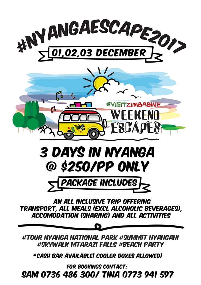 Nyanga Weekend Escape
