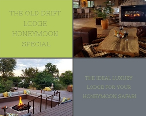 Old Drift Lodge Honeymoon Special