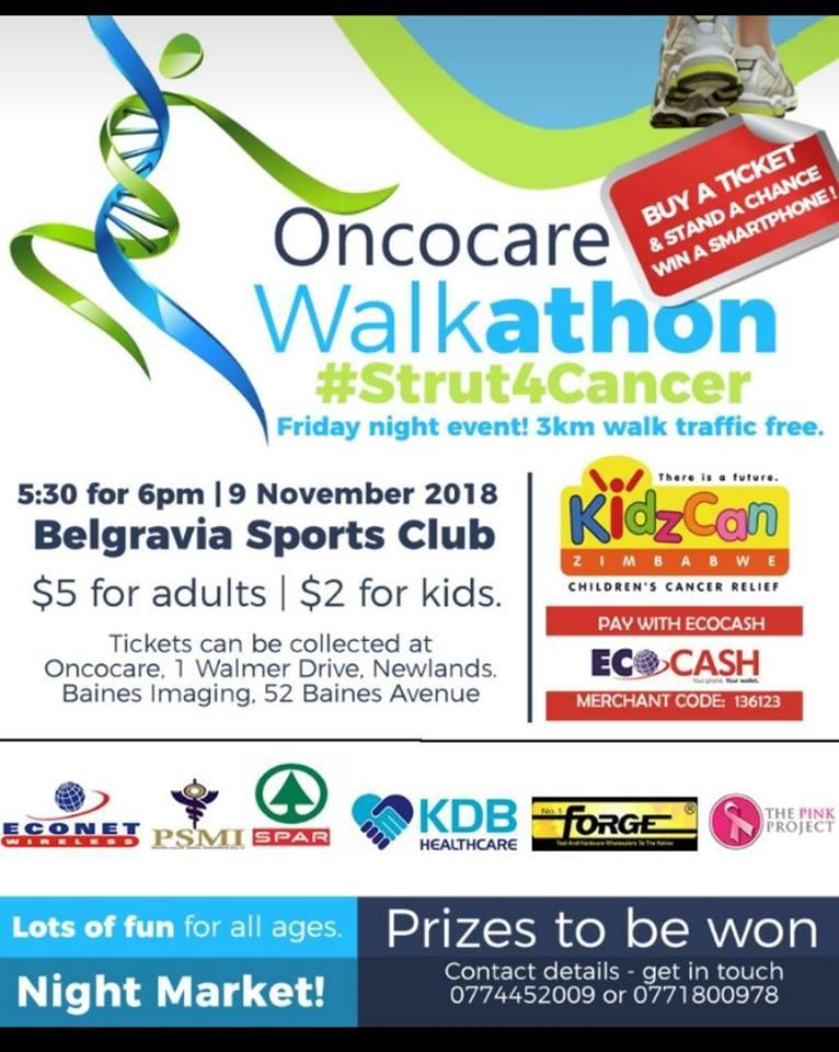 OncoCare Walkathon 2018