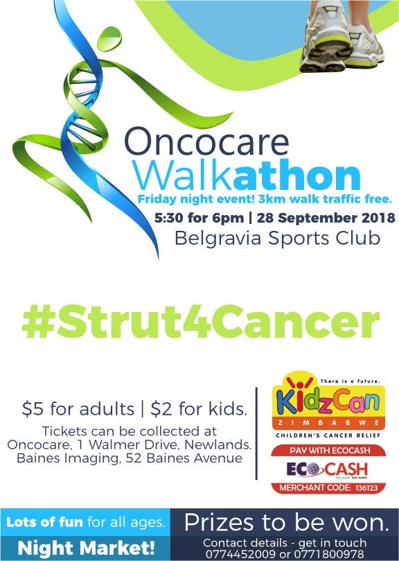 Oncocare Walkathon