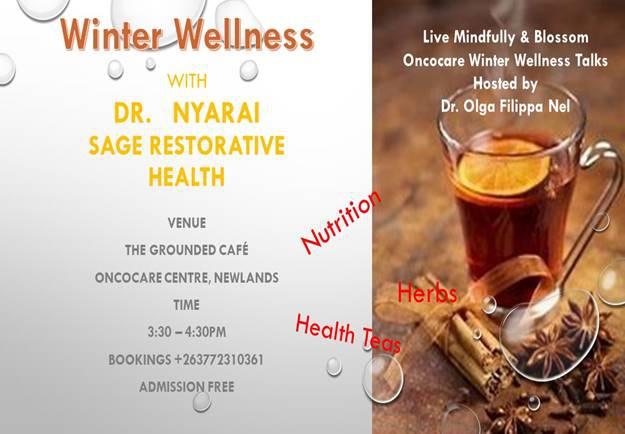 Oncocare Winter Wellness Talks