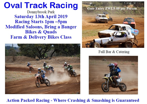 Oval Track Racing - Donnybrook Park