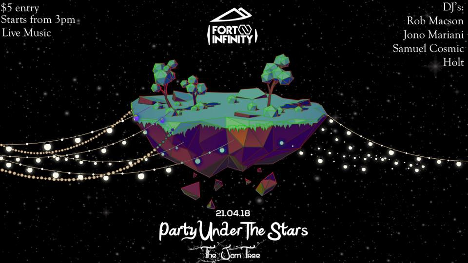 Party Under The Stars