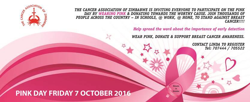 Pink Day!