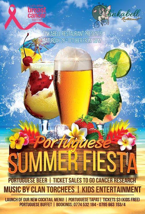Portuguese Summer Fiesta