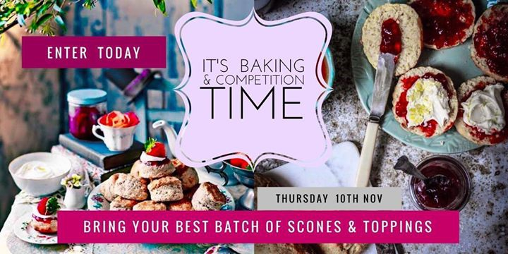 QOH Scone Baking Competition