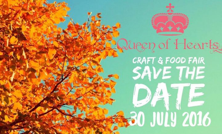 Queen of Hearts Food and Crafts Fair