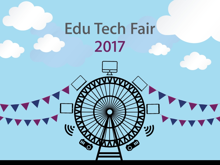 Reminder: Solution Centre - Edu Tech Fair 22 September 2017