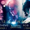 Rob Burrell (Mann Friday) / Ard Matthews (Just Jinger) Live at Tin Roof