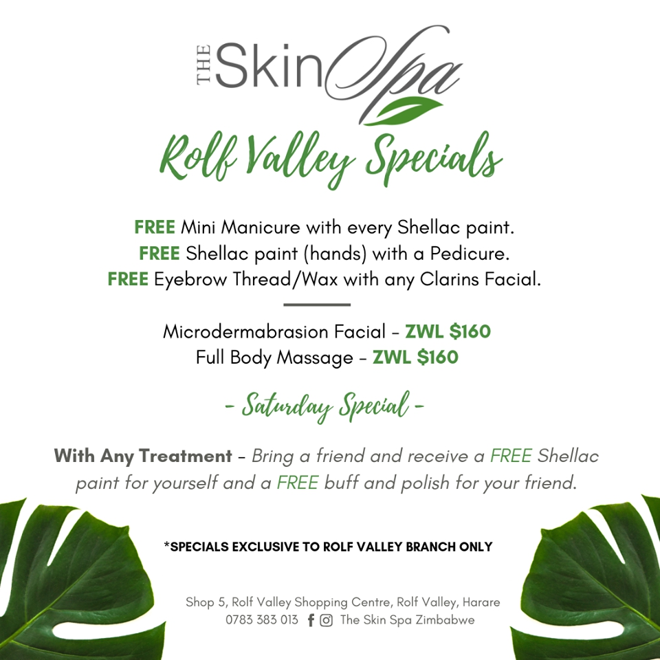 Skin Spa Xpress Rolf Valley Special