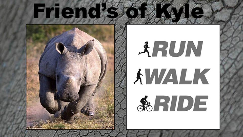 Run, Walk, Ride for Friends of Kyle